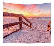 Warm Sunrise Tapestry