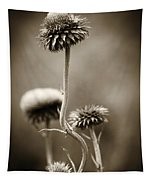 Warm Thistle Tapestry