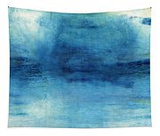 Wash Away- Abstract Art By Linda Woods Tapestry