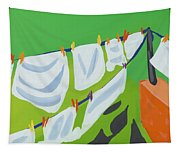 Washing Line Tapestry