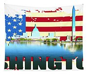 Washington Dc  Tapestry