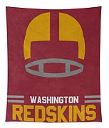 Washington Redskins Vintage Art Tapestry