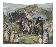 Washington: Trenton, 1789 Tapestry