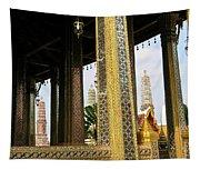 Wat Po Bangkok Thailand 22 Tapestry