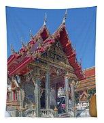 Wat Prachum Khongkha Phra Wihan Dthcb0174 Tapestry