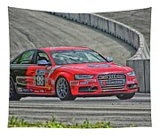 Watch Out Audi  Tapestry