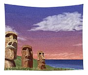 Watchers Tapestry