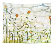 Watching The Clouds Go By No 2 Tapestry