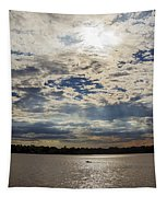 Water And Sky Tapestry