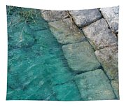 Water Blocks Tapestry