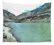 Water Body In The Himalayas Tapestry