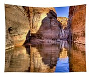 Water Canyon Tapestry