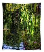 Water Dwellers Tapestry
