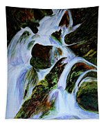 Energy Of Water  Tapestry