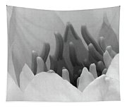 Water Lily - Burnin' Love 11 - Bw - Water Paper Tapestry