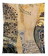 Water Serpents I Tapestry