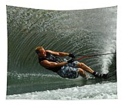 Water Skiing Magic Of Water 11 Tapestry