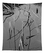 Water Sticks Tapestry