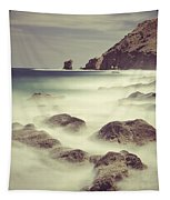 Water. Volcanic Rocks. Tapestry