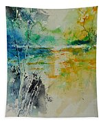 Watercolor 018080 Tapestry