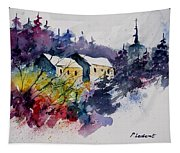 Watercolor 231207 Tapestry