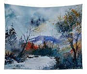 Watercolor 802120 Tapestry