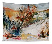 Watercolor 908002 Tapestry