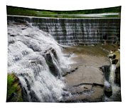 Waterfalls Cornell University Ithaca New York 06 Tapestry