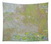 Waterlilies At Giverny Tapestry