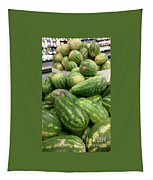 Watermelons Everywhere Tapestry