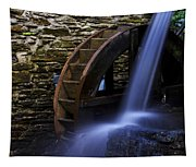 Watermill Wheel Tapestry
