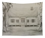 Waterproof Plantation Tapestry
