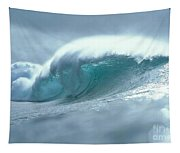 Wave And Spray Tapestry