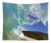 Wave Breaking Tapestry