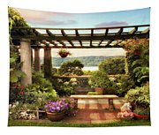 Wave Hill Pergola Tapestry