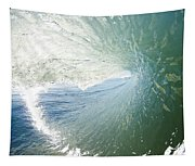 Wave In Motion Tapestry