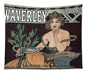 Waverley Cycles - Paris 1898 Tapestry