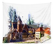 Wawel Castle Cracow Tapestry