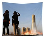 We Have Lift-off Tapestry