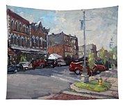 Webster Street North Tonawanda Tapestry