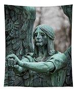 Weeping Angel Tapestry