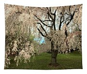 Weeping Asian Cherry Tapestry