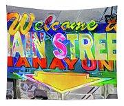 Welcome To Main Street Manayunk - Philadelphia Tapestry