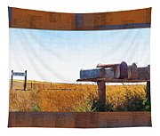 Welcome To Portage Population-6 Tapestry