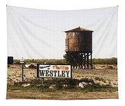 Welcome To Westley Tapestry