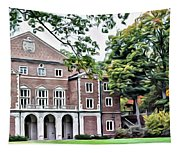 Wellesley College Walsh Alumni Hall Tapestry