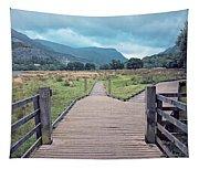 Welsh Landscape Tapestry