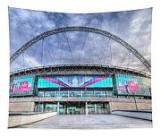 Wembley Stadium Wembley Way Tapestry