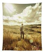 West Coast Tasmania Explorer Tapestry