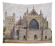 West Front, Exeter Cathedral Tapestry